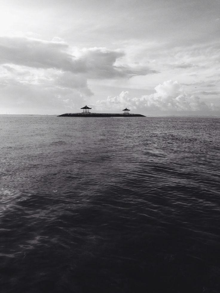 Find the calmness in Pantai Sanur. Bali - Indonesia