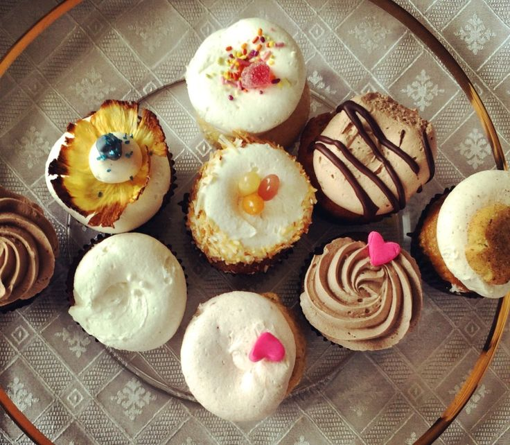 Thank you Danica K for this lovely blog from last year! An oldie but a goodie. :)   #kellystribe #cupcakes #blog #countrychicrenovator