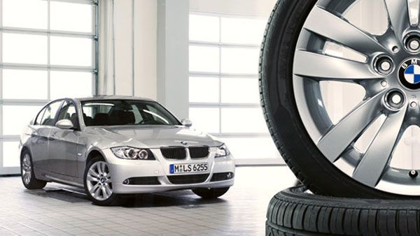 BMW Approved Car Tyres | Run-flat & Winter Tyres | BMW