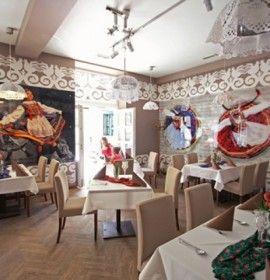 Restauracja Bombonierka została stworzona zarówno z myślą o przybywających do naszego miasta turystach, jak również mieszkańców Grodu Kraka.