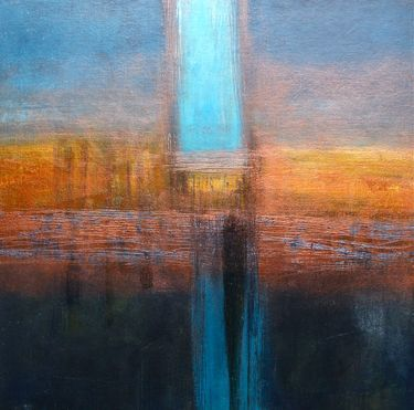 Dawn Crack by Patricia McParlin at the Saith Gallery, Price available on request