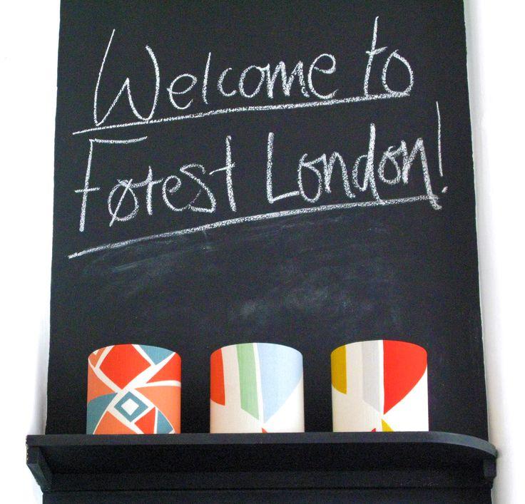 Tamasyn Gambell X Førest London Collaboration Spring 2015