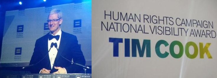 Washington D.C.: Human Rights Campaign honoriert Cook - https://apfeleimer.de/2015/10/washington-d-c-human-rights-campaign-honoriert-cook - Apple CEO und Technik-Visionär Tim Cook wurde am Wochenende in Washington mit dem Human Rights Campaign National Visibility Award ausgezeichnet. Dort hielt Cook eine Rede, in der es um die Diskriminierung und Ausgrenzung und die daraus resultierende Ungerechtigkeit in unserer Gesellschaft ging. ...