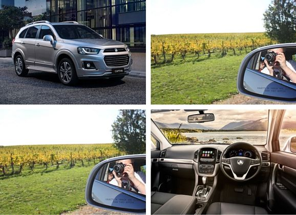 """""""On Friday we headed off to the Yarra Valley in the new Holden Captiva with Elle and Cherry from Cherry and Me and what fun did we have."""""""