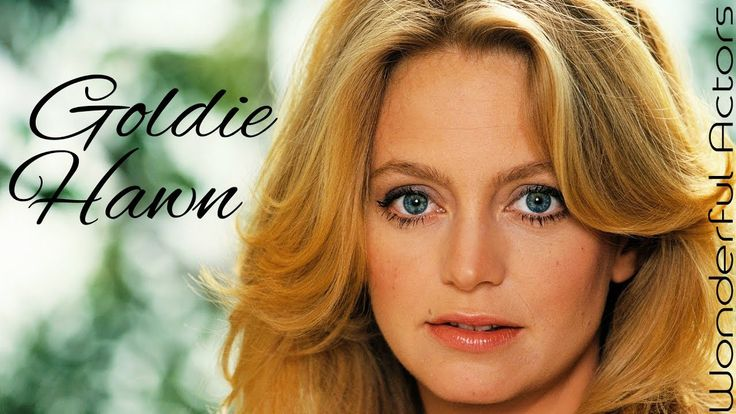 Goldie Hawn Time-Lapse Filmography - Through the years Before and Now!