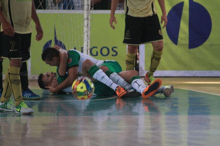 Deportivo Meta si festejó hasta no decir más. #FútbolRevolucionado