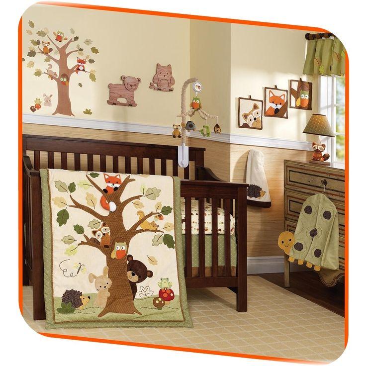 Echo Crib Bedding Set