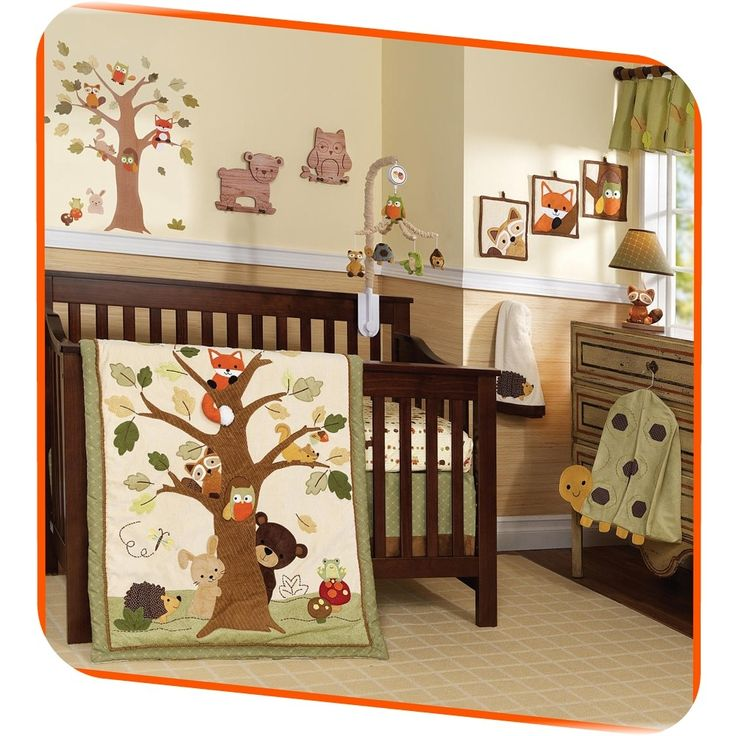 Lambs And Ivy Echo Lambs Amp Ivy Baby Cocoa 9 Piece Crib