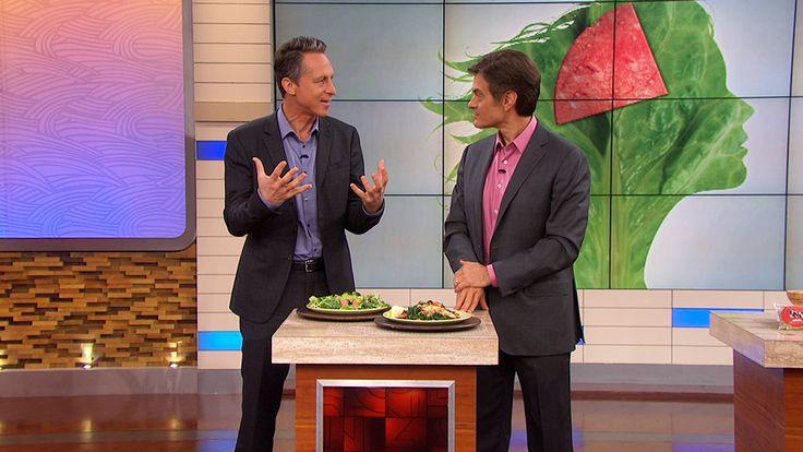 Sneak Peek: Dr. Mark Hyman Explains the Pegan Diet: Dr. Mark Hyman talks to Dr. Oz about the health benefits of following a Pegan diet.