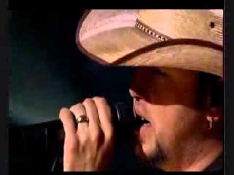 "jason aldean/bryan adams....  ""heaven"" ....     love"