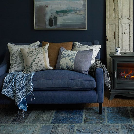 How to make a panel cushion | Country Homes & Interiors