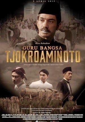 Sinopsis Film Guru Besar Tjokroaminoto