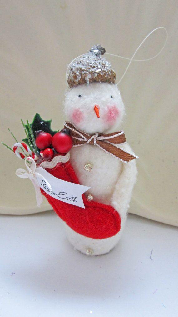 383 best snowman images on Pinterest  Christmas snowman