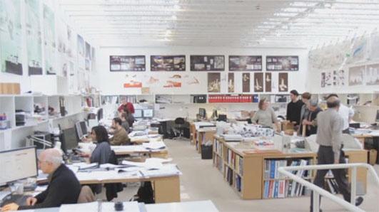 Inside the Office    www.bingthomarchitects.com