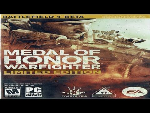 Medal of Honor Warfighter Windows 7 Gameplay (EA 2012) (HD) - YouTube