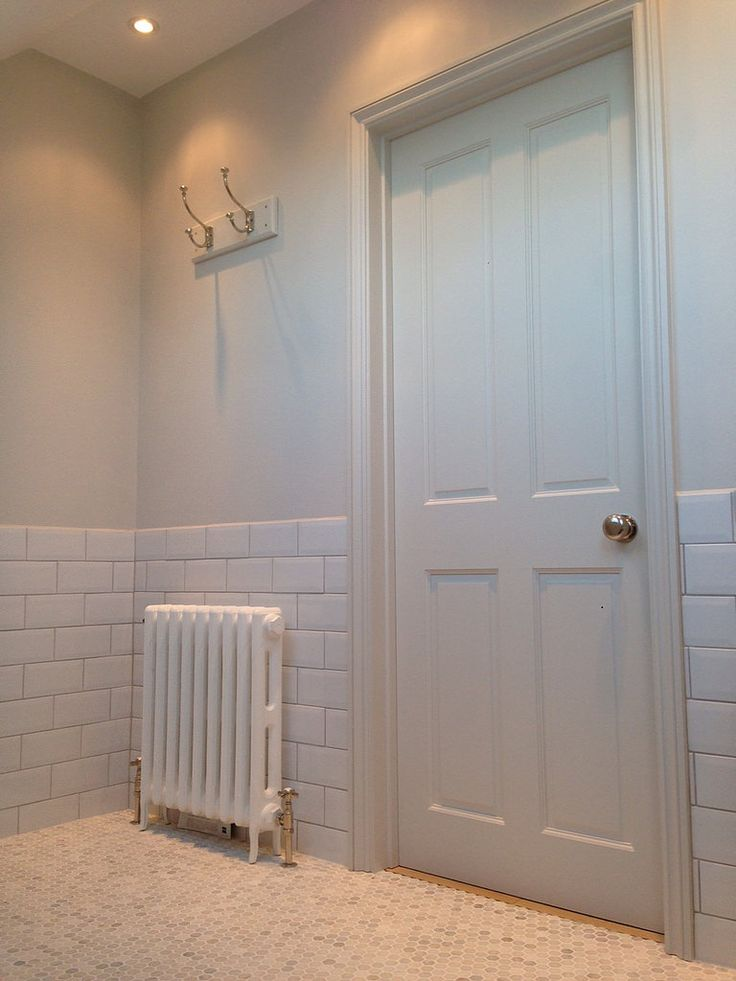 IMG_1116 | by Nams58  Ensuite Loft Bathroom- Marble Flooring- Metro Tiles- Wet Room- Little Green French Grey Pale