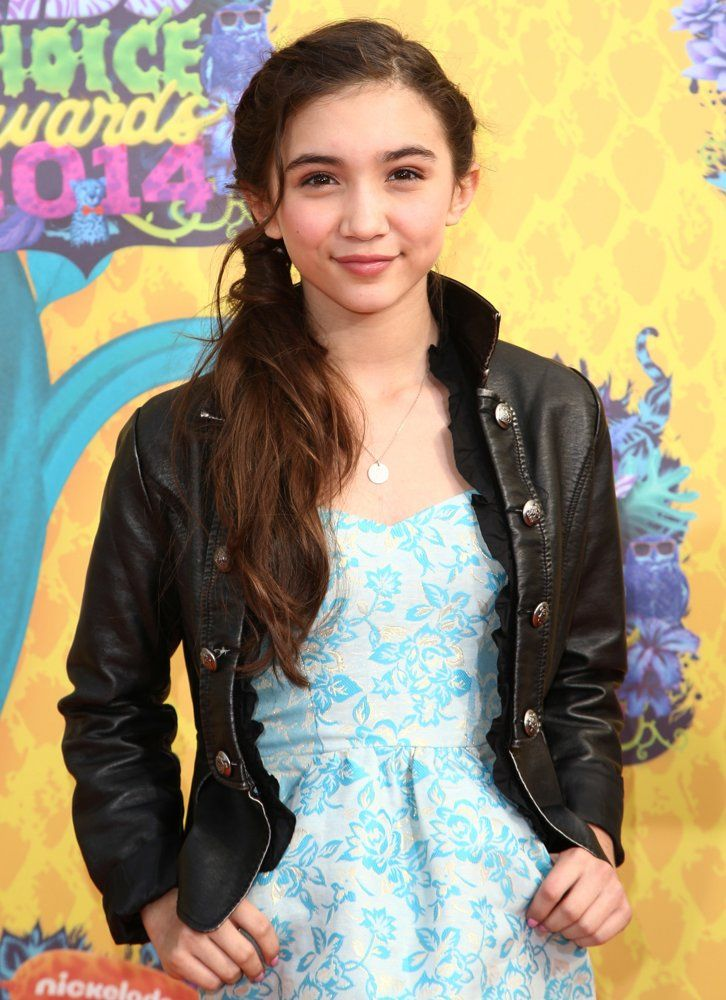 Rowan Blanchard is Super Stylish at the Kids' Choice Awards 2014! Description from funny-pictures.picphotos.net. I searched for this on bing.com/images