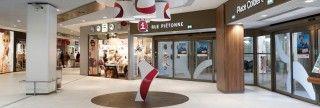 #Signalétique  du centre commercial Saint Quentin en Yvelines, conçue par l'agence de design #AKDV et réalisée par #Megamark http://www.megamark.fr