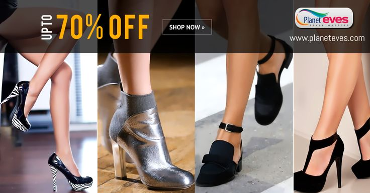 Buy online women's branded footwear shopping online at best price in India from planeteves.com. Get all branded and stylish footwear at one store in India with free shipping and COD available.
