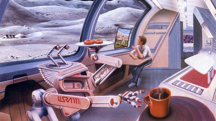 mykonos ticker: Ο τουρισμός σε 10 χρόνια!! Διαστημικά ταξίδια, υπο...