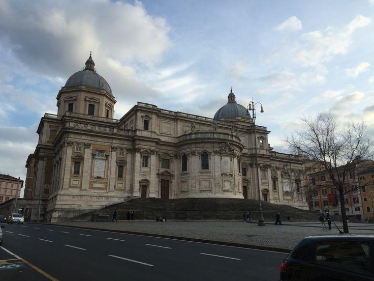 Santa Maria maggiore, Roma.