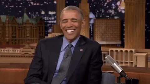 Obama y su hija fueron en la ciudad de Nueva York. Sus caras decían claramente una cosa