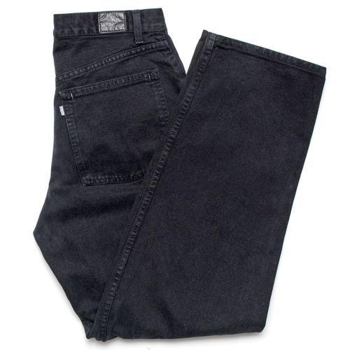Levi-s-33-x-34-SilverTab-Baggy-Fit-Black-Levi-Jeans-Excellent