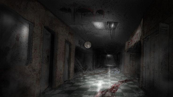 scary hallway backgrounds hallways background google texture rooms artwork textures halls scared