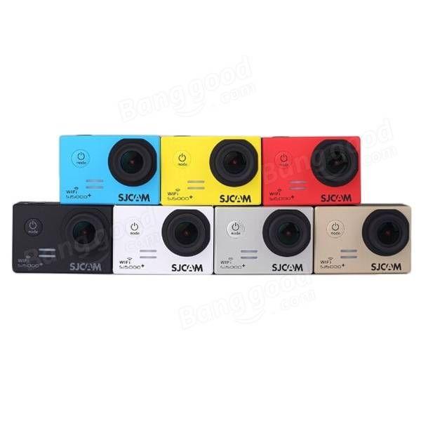 SJcam SJ5000 Plus Ambarella A7LS75 FHD 60FPS 1.5 Inch LCD Sport Action Camera Sale-Banggood.com