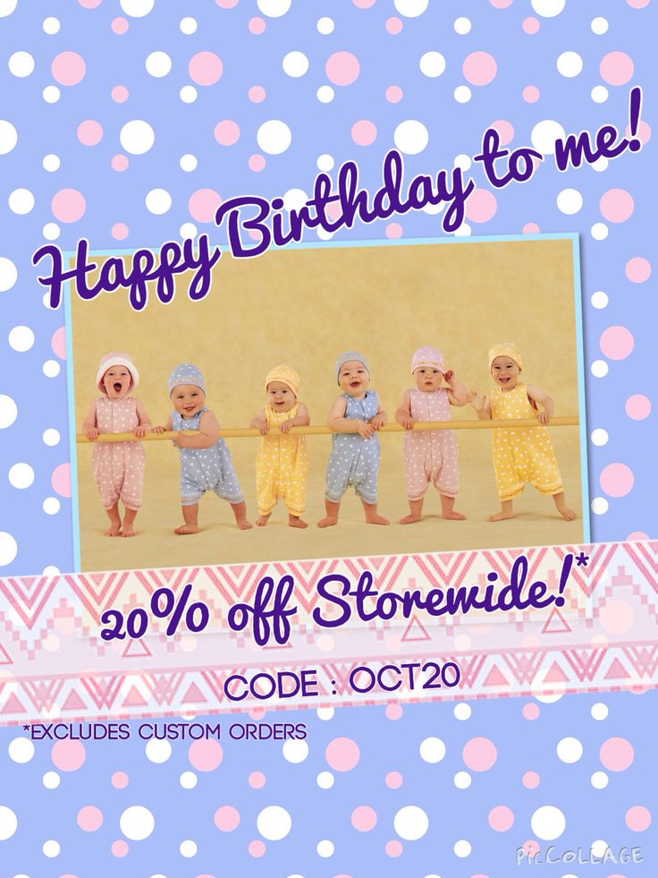 Help celebrate my Birthday with 20%off Storewide! Use code : oct20 on checkout to receive 20% off your order! (This offer excludes postage and custom orders!) www.beanieboo.com.au