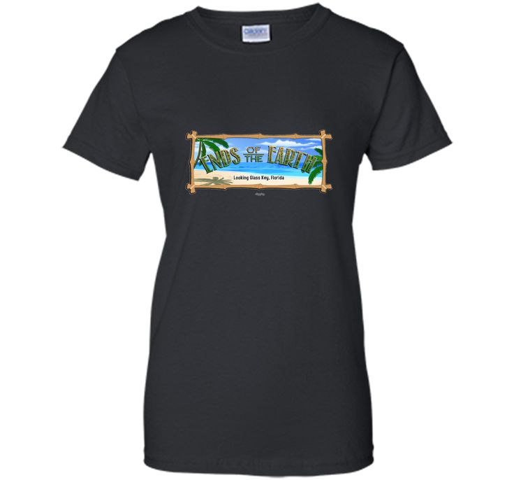Ends of the Earth (ver2) tshirt