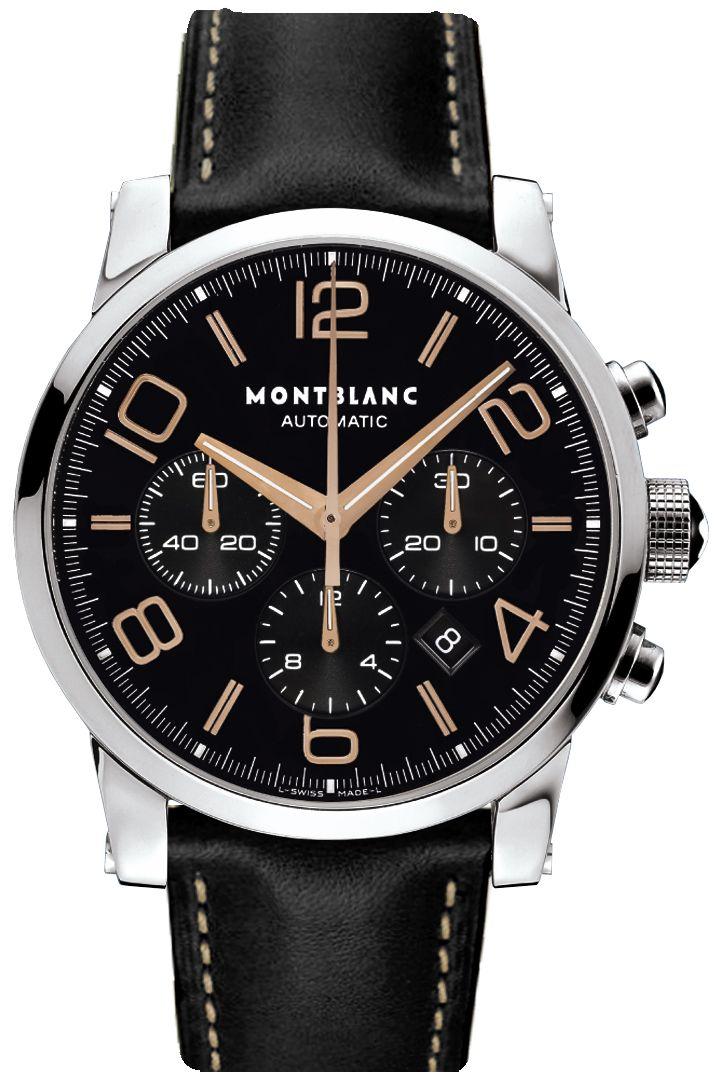 'Timewalker' by MontBlanc #watch