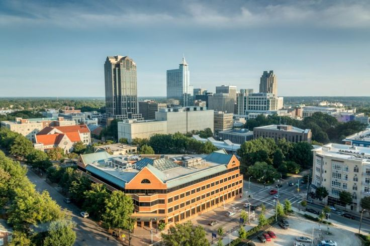 No 7 raleigh nc the good place places city