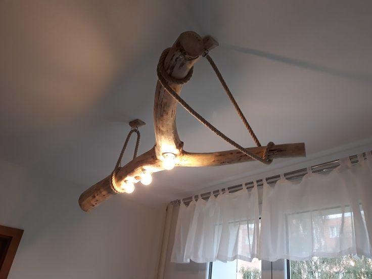 Old wood light