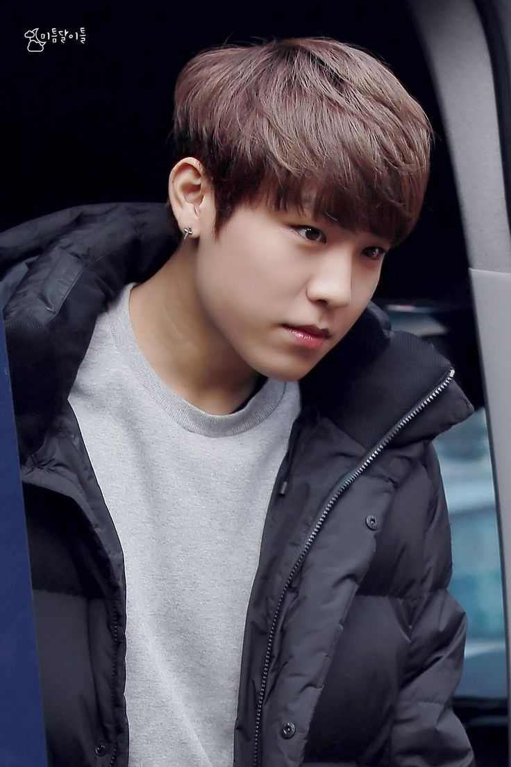 WANNA ONE | park woojin