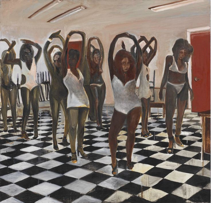 Noah davis is gone his paintings continue to hypnotize in