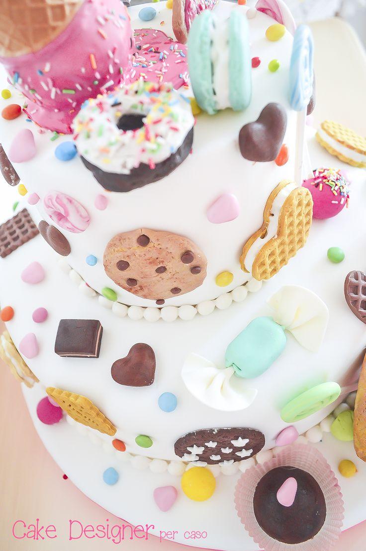 Cake Designer per caso [Delicious Cake]
