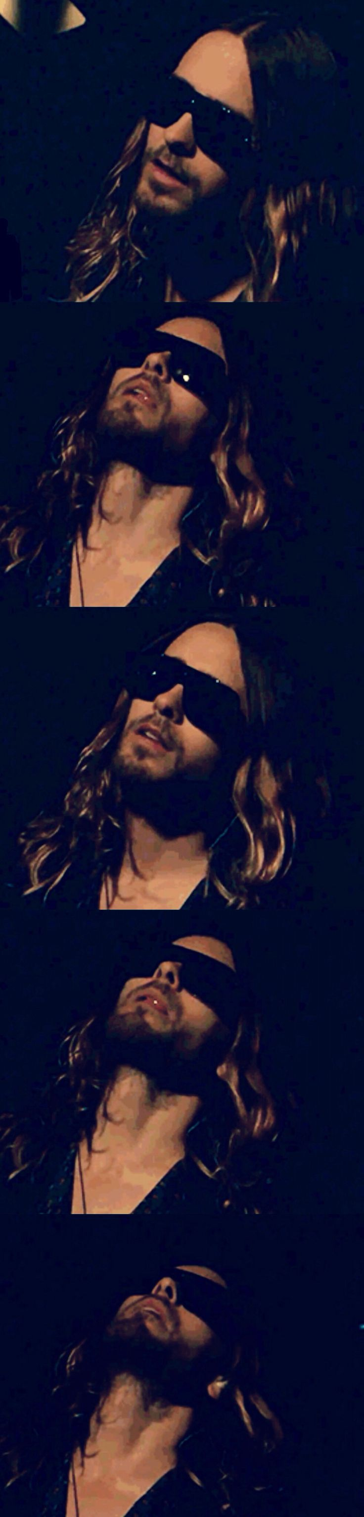 SEXY *Cough, cough*...Jared Leto!