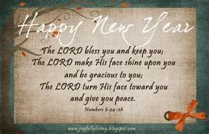 New Year Bible Quotes. QuotesGram