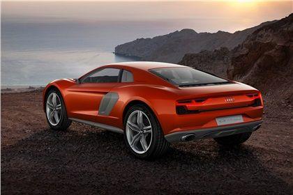 Audi Nanuk quattro (ItalDesign), 2013
