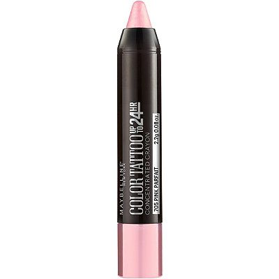 Maybelline Eyestudio Color Tattoo Concentrated Crayon Pink Parfait