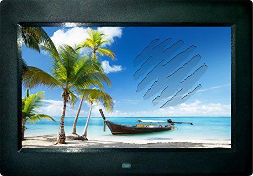 BRIGMTON BDF-101 – MARCO DIGITAL (25,65 CM (10.1″), 1024 X 600 PIXELES, TFT, BMP, JPG, AVI, DIVX, MPEG, MPEG1, MPEG2, MPEG4, MP3, WAV, WMA) NEGRO