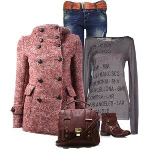 Perfect Winter Outfit Combination, With A Few Exceptions