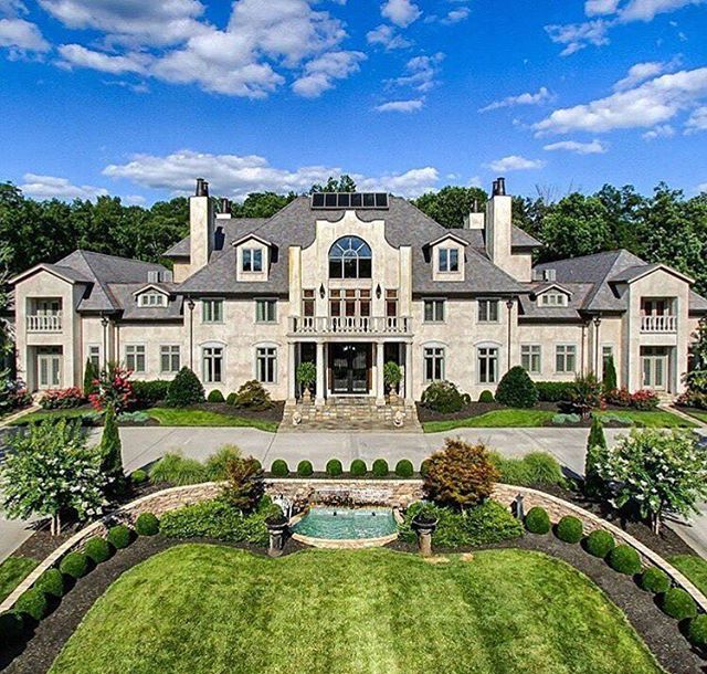 15 best images about goals dream homes mansions condos for Beautiful mansions pictures