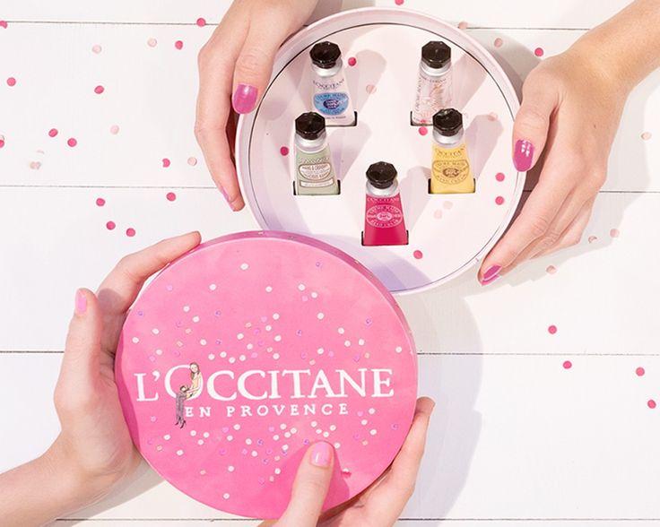 5 crèmes mains offertes chez L'Occitane en Provence