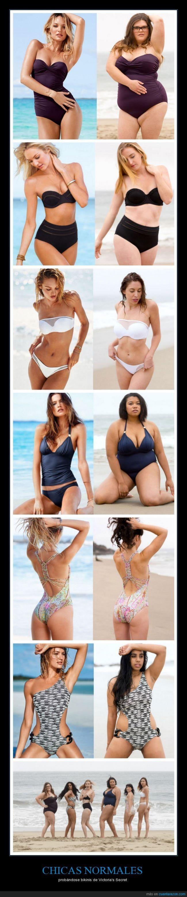 CHICAS NORMALES - probándose bikinis de Victoria's Secret   Gracias a http://www.cuantarazon.com/   Si quieres leer la noticia completa visita: http://www.estoy-aburrido.com/chicas-normales-probandose-bikinis-de-victorias-secret/