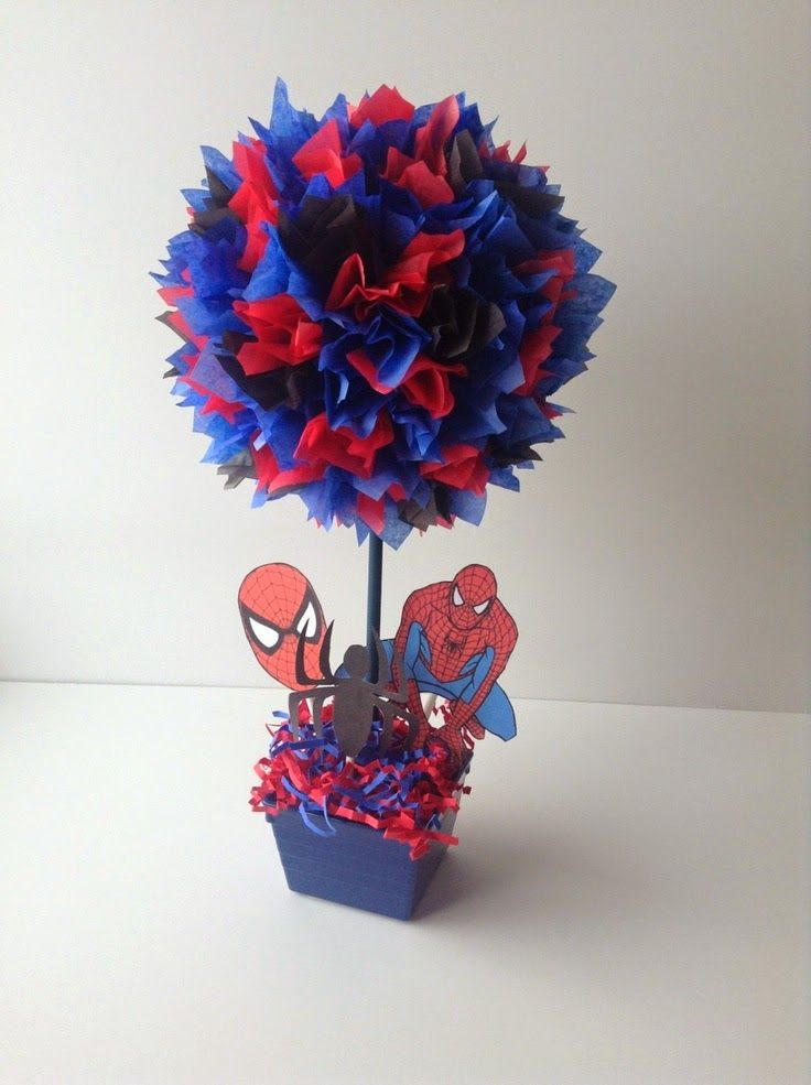 Fiestas Infantiles de Spiderman - Hombre Araña