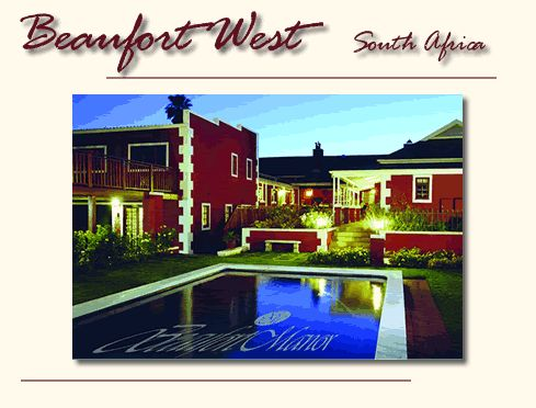 karoo accommodation, luxury guesthouse Beaufort West
