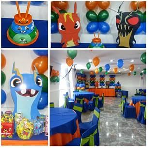slugterra birthday - Google Search