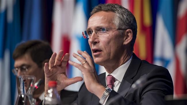 NATO Secretary General Jens Stoltenberg attends a NATO parliamentary meeting in Stavanger October 12, 2015. (Reuters photo)